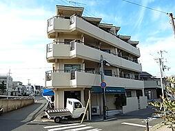 兵庫県神戸市垂水区清水通の賃貸マンションの外観