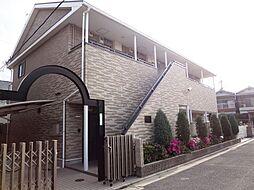 レオパレスさんわ大和田第9[2階]の外観
