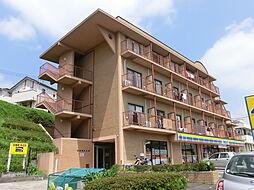 東京都町田市真光寺町の賃貸マンションの外観