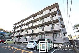 愛知県豊田市梅坪町3丁目の賃貸マンションの外観