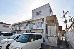 フラットコートナカジマ[1階]の外観