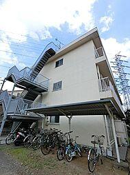リバティ大倉山[201号室]の外観