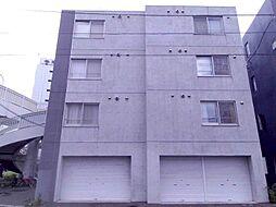 ブランノワールセルクル[402号室]の外観