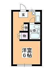 新狭山駅 2.3万円