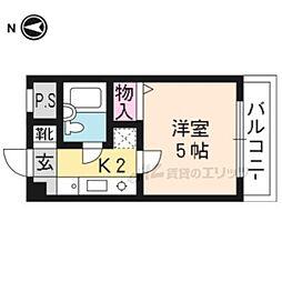 【敷金礼金0円!】御室ガーデンハイツ