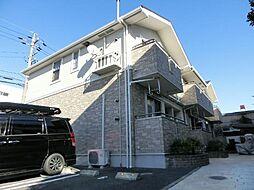 愛知県清須市朝日天王の賃貸アパートの外観