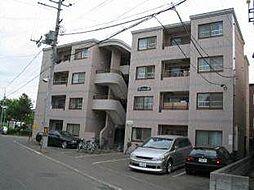 クリーンシャトー厚別[3階]の外観
