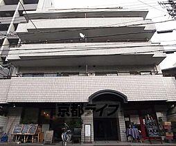 京都府京都市中京区東洞院通押小路上る瓦之町の賃貸マンションの外観