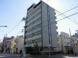 東京都江東区森下5丁目の賃貸マンションの外観