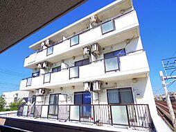 セントエルモ新松戸[4階]の外観