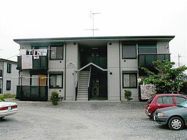 小松パレスC棟[101号室]の外観