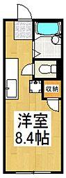アメニティ[1階]の間取り
