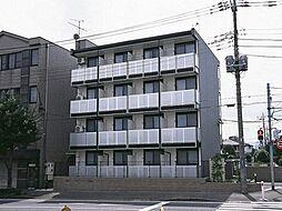 東京都八王子市大和田町5丁目の賃貸マンションの外観