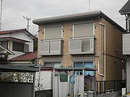 レトアサカワ[202号室]の外観