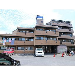 奈良県生駒郡斑鳩町法隆寺南2丁目の賃貸マンションの外観