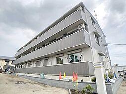 ロイヤルパークス石田[1階]の外観