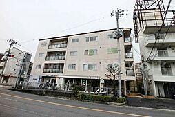 谷川第二マンション[4階]の外観