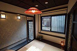 下京区藪之内町テラスハウス 3Kの内装