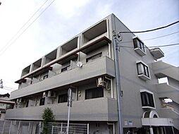 神奈川県大和市上草柳3丁目の賃貸マンションの外観