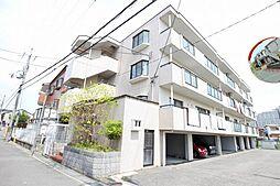 摂津シティフラッツ[4階]の外観