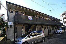 クレセントハウス吉岡[202号室]の外観