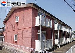 サープラスツー西富田[2階]の外観