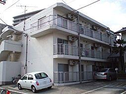 神奈川県横浜市鶴見区下末吉3丁目の賃貸マンションの外観