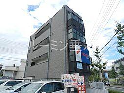 兵庫県神戸市垂水区名谷町字押戸の賃貸マンションの外観