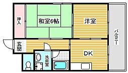 マーレ[7階]の間取り