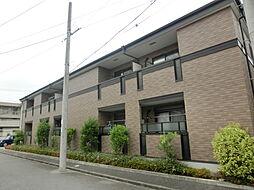 大阪府茨木市春日5丁目の賃貸アパートの外観