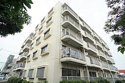 内田マンション[5階]の外観