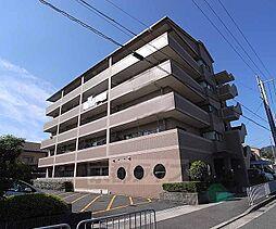 京都府京都市西京区上桂前川町の賃貸マンションの外観