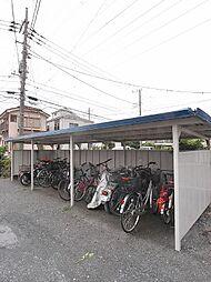 埼玉県朝霞市根岸台8丁目の賃貸アパートの外観