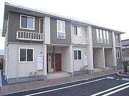 プロムナード S棟[2階]の外観