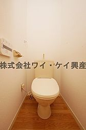 レジデンス岩田B棟[1階]の外観