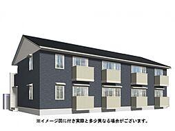 (仮)D-room西本町 B棟[103号室]の外観