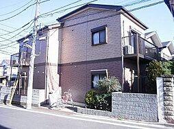 東京都練馬区西大泉1の賃貸アパートの外観
