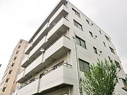 埼玉県さいたま市浦和区常盤5丁目の賃貸マンションの外観