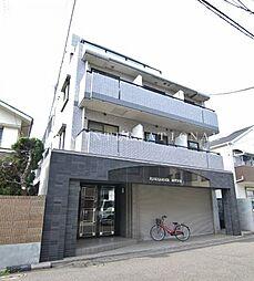 ローズガーデンA68番館[3階]の外観