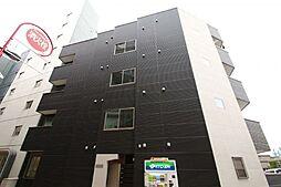 東京都板橋区中丸町の賃貸マンションの外観