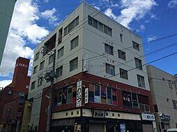 北海道札幌市北区北二十四条西4丁目の賃貸マンションの外観