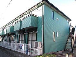 神奈川県横浜市金沢区大道1丁目の賃貸アパートの外観