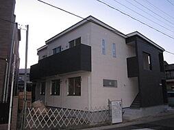 宮城県仙台市太白区中田3丁目の賃貸アパートの外観