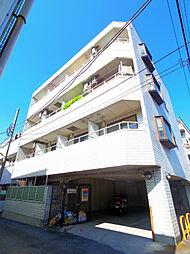 銀東ハイツII[4階]の外観