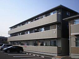 サンヒルズ B[2階]の外観