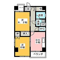 小玉ビル[3階]の間取り