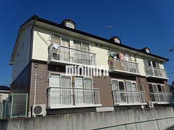 東山ハイツ B棟[1階]の外観