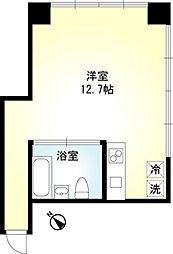 Feel二子玉川[3階]の間取り