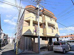 越谷レジデンシャルマンション[3階]の外観