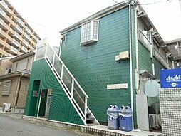 神奈川県相模原市中央区南橋本2丁目の賃貸アパートの外観
